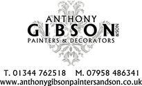 Anthony Gibson Painters and Decorators and Son