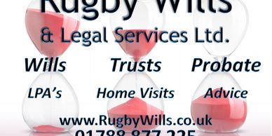 Rugby Wills services and contact details