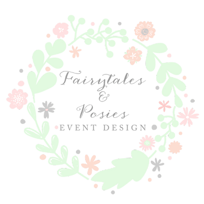 Fairytales & Posies Event Design