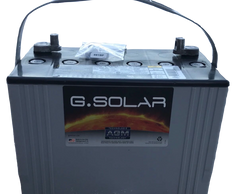 AGM Gel Solar charge AH long lasting all temperature ready pick up install RV lease RTU control