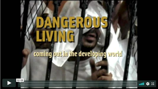 Dangerous Living Trailer