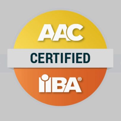 agile analysis certification, iiba-aac, agile, agile business analyst , agile certification,