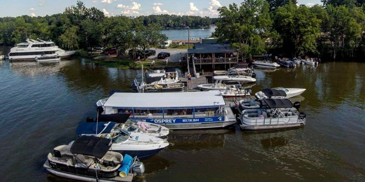 Private Events on Lake Murray, Birthday Parties, Rehearsal Dinners on Lake Murray, Reception Venue