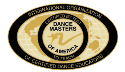 Dance Masters of America Logo