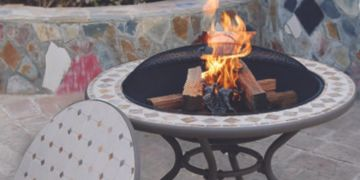 Texas Patios Fire Pits