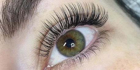 Lash Extensions in Pickering at Hair Reflection Salon and Spa