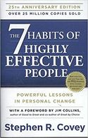 Image of Book Cover of 7 Habits