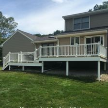 deck replacement, deck repair,