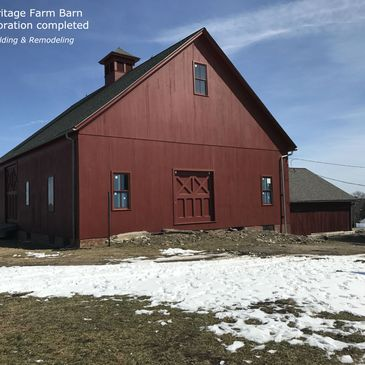 historic barn restoration