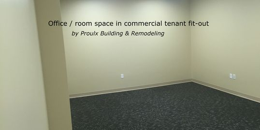tenant fit-out, office space, office build, remodel office