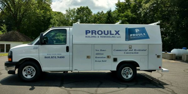 Proulx Building, Proulx Construction, Proulx Remodeling, Proulx in Stafford CT.