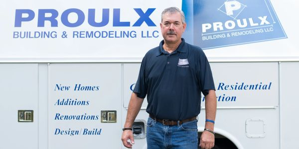 Robert Proulx of Proulx Building & Remodeling