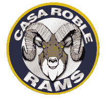 Landscaper with the Casa Roble Boosters Club