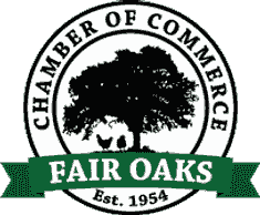 Landscaper with the Fair Oaks Chamber of Commerce