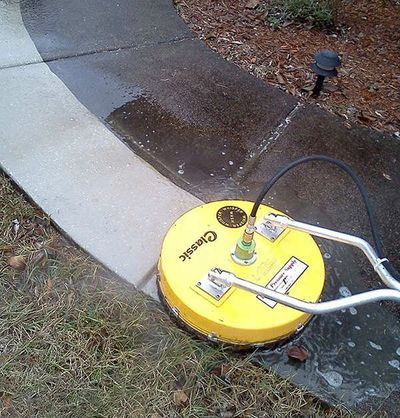 Pressure Washing in Memphis