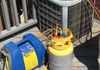 Reclaiming refrigerant from old a/c unit