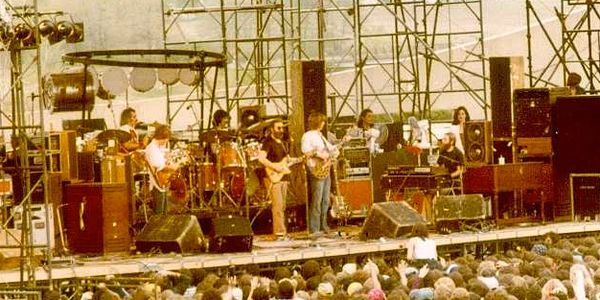 Grateful Dead UMASS Amherst 1979