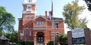 Tops Catering & Events is a preferred Caterer at the Gwinnett Historic Courthouse