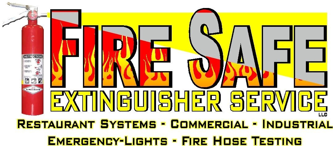 Fire Safe Extinguisher