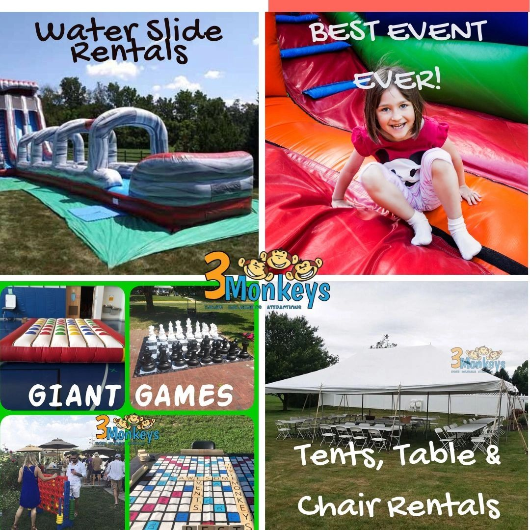 Bounce House & Inflatable Rental Specialist in Lancaster County - Best Bouncy Rental in Lancaster