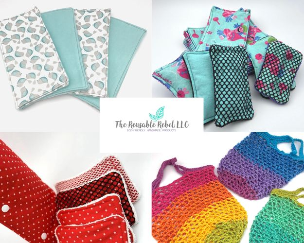Eco-Friendly & Reusable Products from The Reusable Rebel, LLC.