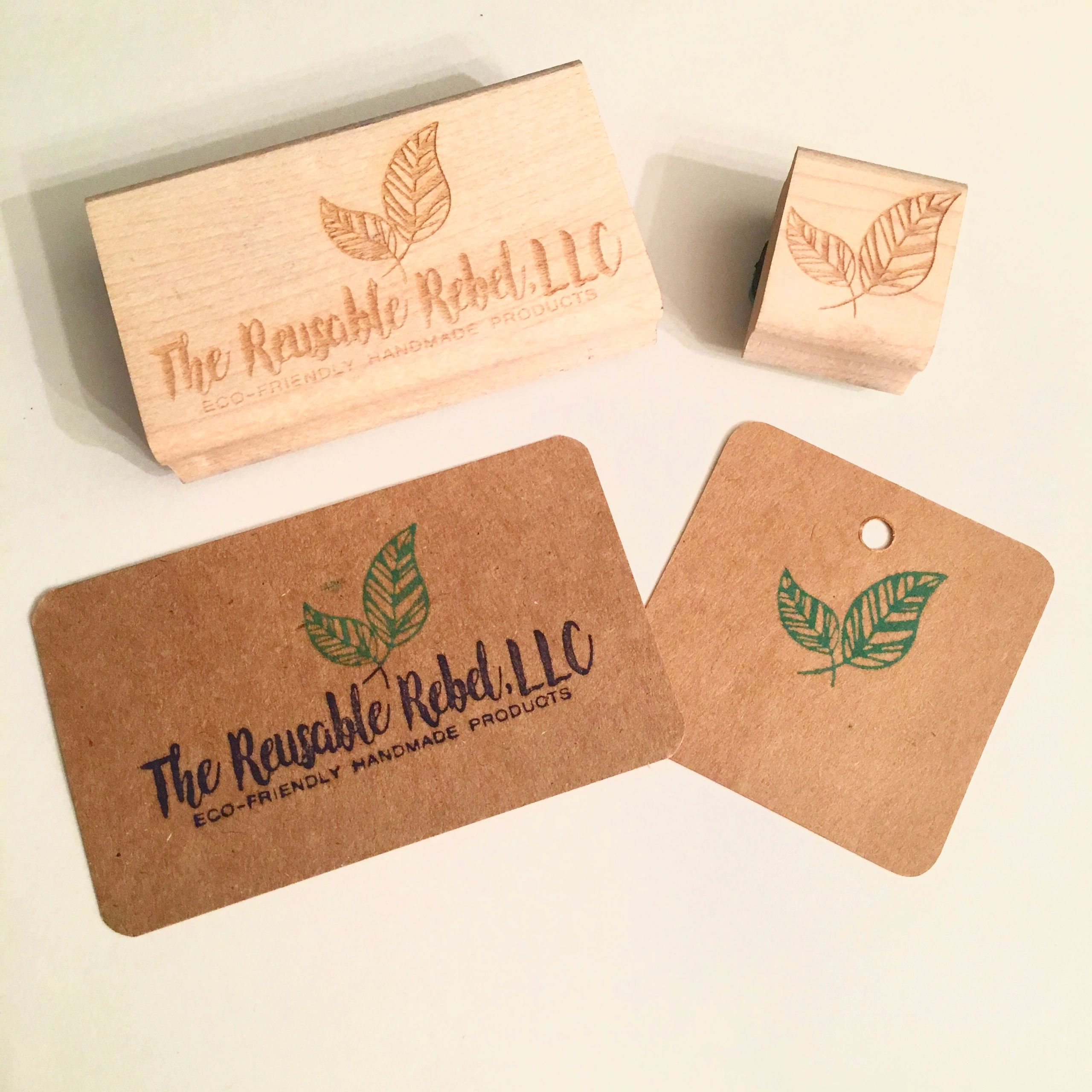 Order your gift cards for The Reusable Rebel Today!