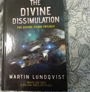 A picture of the Hardcover edition of the Divine Dissimulation