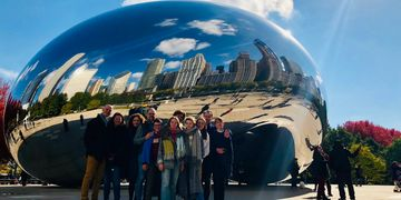Millennium Park The Bean Chicago Highlights Sightseeing Tours