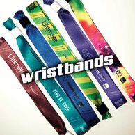 Printed Custom Cloth Wristbands Miami Fort Lauderdale Custom cloth logos event team group signs grap