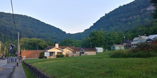The Gap in Cumberland Gap, Tennessee