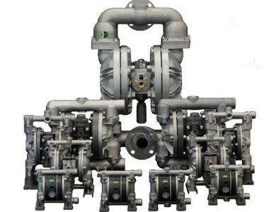 YTS diaphragm pumps