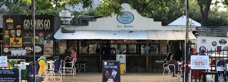Ice House In San Antonio The Friendly Spot