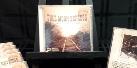 Full Moon Express Memories of the Past CD