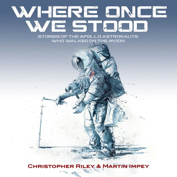 Front Cover of the book Where Once We Stood