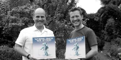 Illustrator Martin Impey & Writer Christopher Riley
