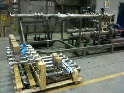 Valves and Assemblies for Chemicals