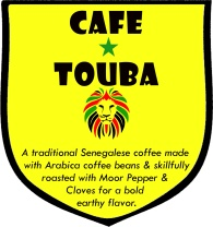 Cafe Touba African Coffee Shoppe For Holistic Health & Wellness