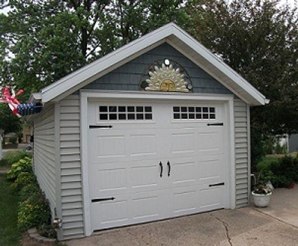 Badger State Overhead Door Llc Garage Doors Garage Door