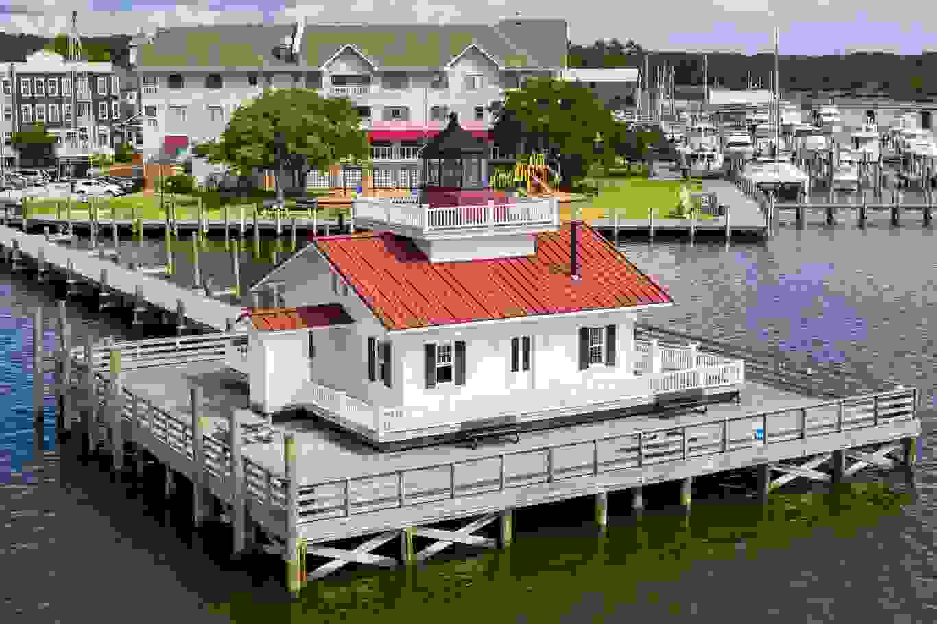 Contact us in Manteo on Roanoke Island in the Outer Banks