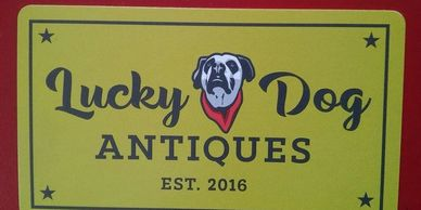 Lock Dog Antiques  in Manteo on Roanoke Island in the Outer Banks