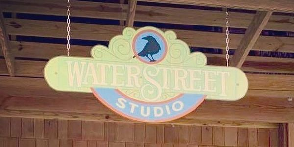 Waterstreet Studio in Manteo on Roanoke Island in the Outer Banks