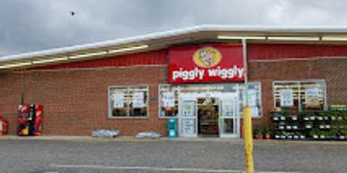 Piggly Wiggly in Manteo on Roanoke Island in the Outer Banks