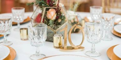 Holiday House Wedding and Events Design in Manteo on Roanoke Island in the Outer Banks