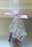 Loot bags, awesome party, spa to go, spa at home, kids birthday party, ladies party, wedding party