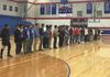 Boys Soccer @ the Red & Blue Rally
