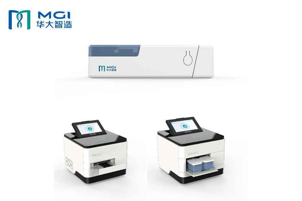 DNBSEQ E, DNBelab, DNBelab C, portable sequencer, modular digital biolab, handheld single-cell lab