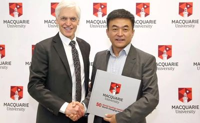 BGI Research, Macquarie University, collaboration, Synthetic Biology