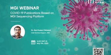 MGI Webinar: COVID-19 Publications Based on MGI Sequencing Platform