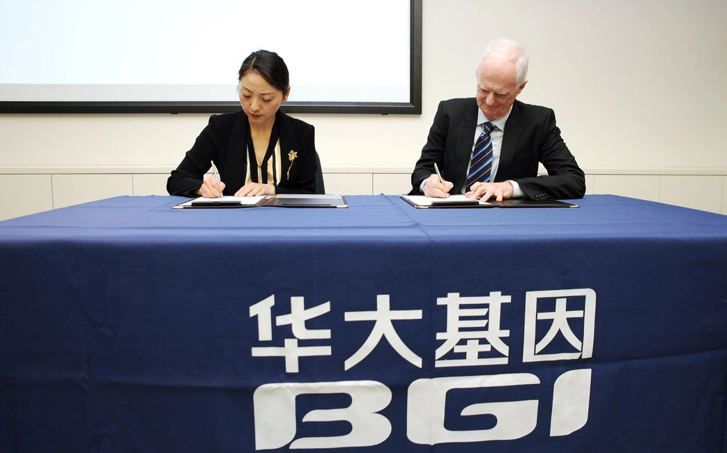 BGI and Xing Technologies' Research Collaboration and Innovation towards Personalized Healthcare