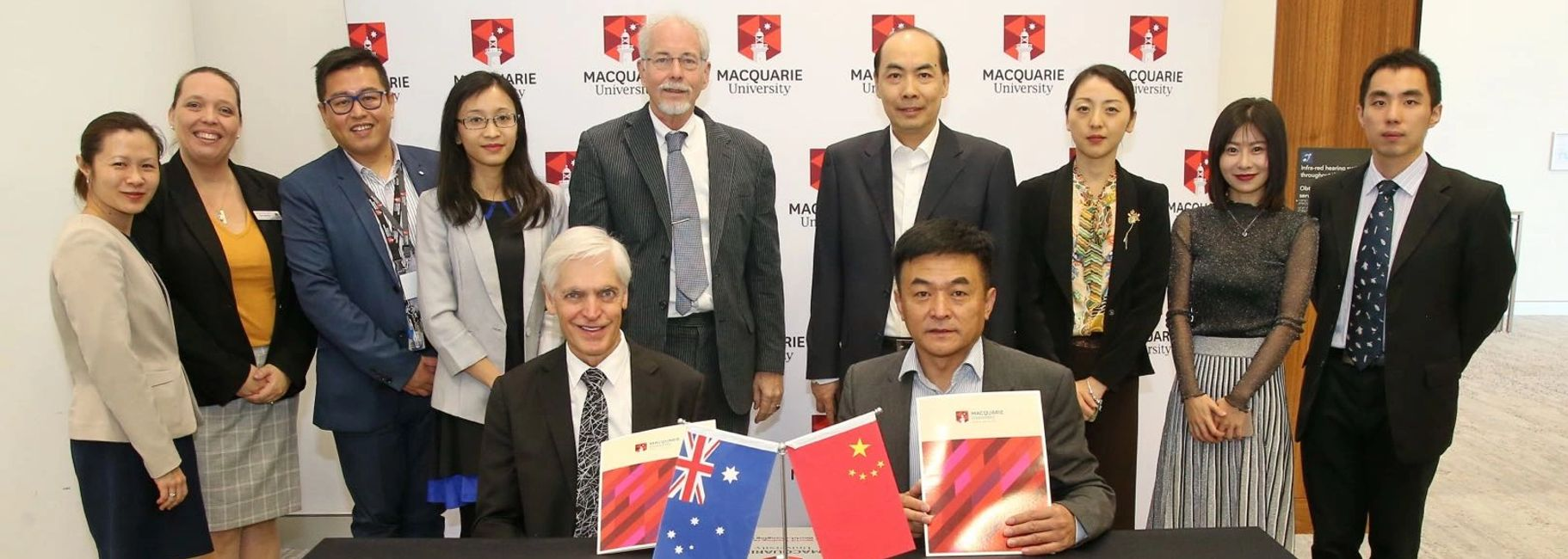 BGI Research and Macquarie University Deepen Cooperation in Synthetic Biology